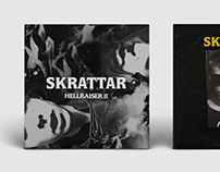 SRATTAR - album covers