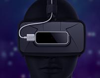 Leap Motion - VR Headset Mount