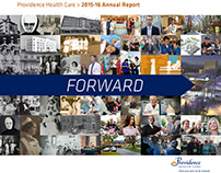 Providence Healthcare Annual Report