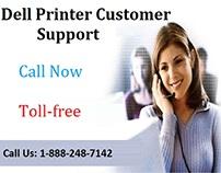 Dell Printer Customer Support 1-888-248-7142