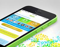 Bonomia - App Interface