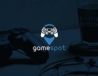 Gamespot | Logo Design