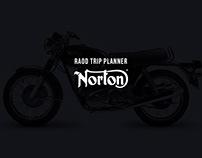 Road Trip Planner Norton