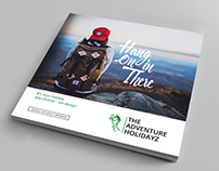 THE ADVENTURE HOLIDAYS BROCHURE