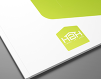House 2 Home - Brand Identity Book