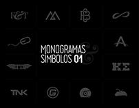 MONOGRAMAS & SÍMBOLOS 01