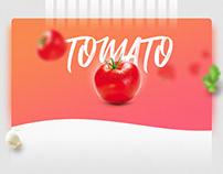 Tomato Landing Page