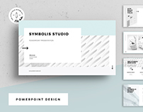 Symbolis Powerpoint Design Presentation