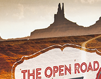The Open Road - Box Set
