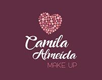 Branding - Camila Almeida Make Up