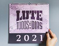 Calendário Feminista 2021