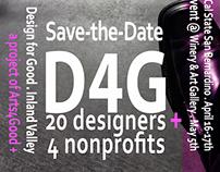 Arts4Good promotions