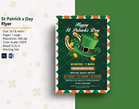 St. Patrick's Day Invitation Template