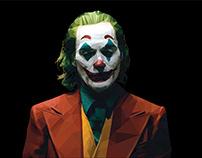 Low-Poly Joker