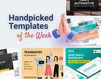 Hanpicked Templates of the Week 🔥