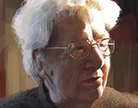 Portrait of Anna Facchinato