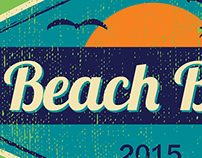 Beach Bash 2015 logo