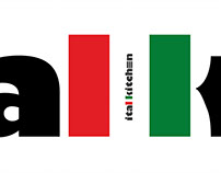 ITAL KITCHEN logotype