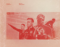 Canadian Men's National Team: Posters + Social