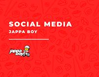 Social Media — Jappa Boy