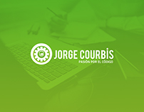 Logotipo Jorge Courbis