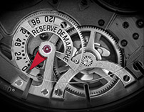 Photo - détails Greubel Forsey - watches