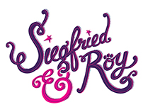 Siegfried and Roy logo