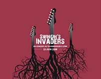 Swingin's Invaders