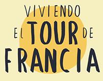 Viviendo el Tour de Francia