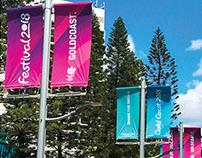 GC2018 Street Banners