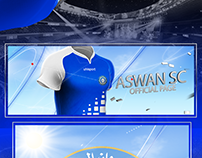 Aswan Sc Official Page Cover.Profile