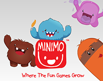 Character animation for Minimo Serious game