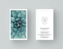 GEOLUNA2 Business Card