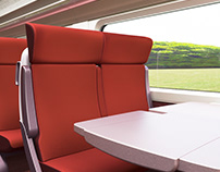 THALYS - Refurbishment of the high-speed train fleet