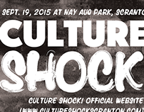 Culture Shock Logo Competition
