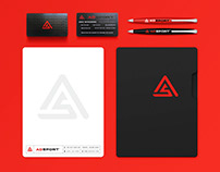 Branding for a Sports Marketing Consultancy