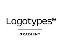 Логотипы с градиентами ~ Gradient logotypes
