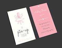 Branding - The Pin-Up Pantry