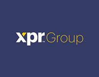 XPR. Corporate identity