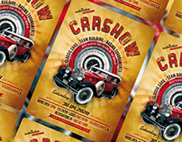 Classic Car Show Flyer/Poster