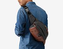 Fossil Defender Sling Bag