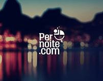 Pernoite.com ¬ Brand Concept