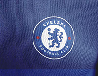 Chelsea Logo Refresh