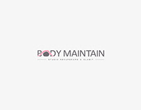 Brand Identity - Body Maintain