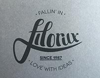 Filorux // Logo