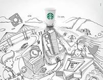 Starbucks Natal