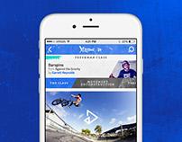 Xtreme U - Logotype and App Design