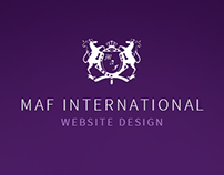 MAF International Website