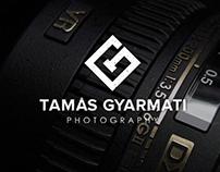 Tamas Gyarmati Logo Design