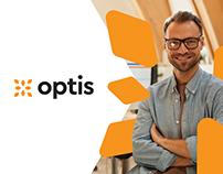 Optis Branding and Animation
